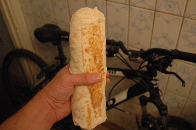 Запеченный дурум (шаурма) из Doner Kebab