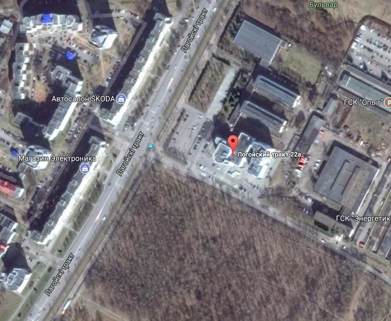 Карта местонахождения кафе Doner Kebab